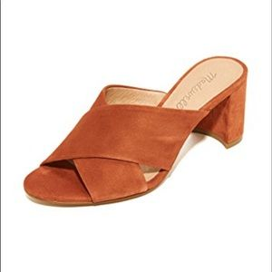 Madewell Mules sandals